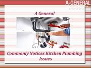 Hire A-General kitchen sink plumbing repair Services