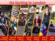 Go Karting In London