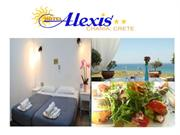 Book Alexis Hotels in Crete Chania at Affordable Prices