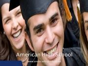 Virtual High School, Online High Schools - American High School