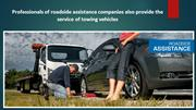 Roadside assistance Calgary