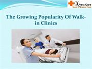 The Growing Popularity Of Walk-in Clinics