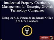 02-Using USPTO Database
