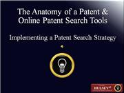 03-Implementing a Patent Search Strategy
