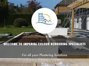 Imperial Colour Rendering Presentation