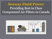 PPT_Seaway Fluid Power Providing Best in Class Compressed Air Filters