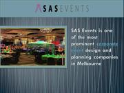Event Companies In Melbourne