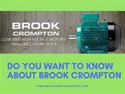 Do You Want to Know About Brook Crompton