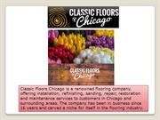 Hardwood floor installation prices Chicago-Classic Floors Chicago