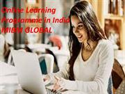 Expectation from an Online Learning Programme in India