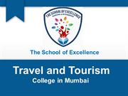 The school of excellence | Diploma in Travel and Tourism