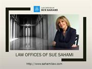 LAW OFFICES OF SUE SAHAMI_