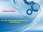Get the Best Routers from Cisco Distributors