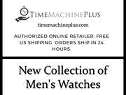 New Collection of Men's Watches