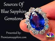 Sources Of Blue Sapphire Gemstone