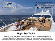 The Best Boat Charter Available with an Assured