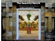 69 The beautiful Nature (Jardins splendi