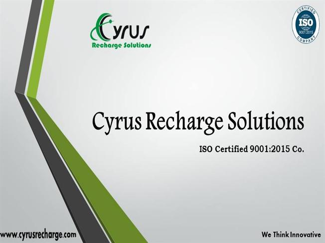 Cyrus Recharge Mobile Recharge Software Development Authorstream