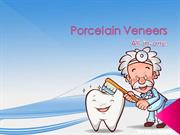 Porcelain Veneers - All-in-one