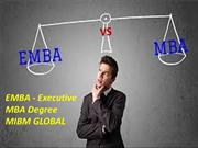 EMBA - Executive MBA Degree offer resource administration as MIBM GLOB