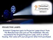 Get Projector Lamps With Suitable Cheap Housing