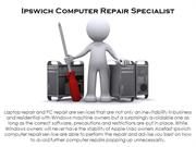 Computer Repair Services in Ipswich | Acefast Services