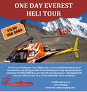 ONE DAY EVEREST HELI TOUR