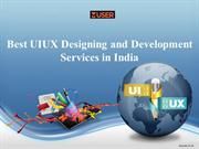 Best UIUX Designing and Development Services in India