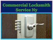 Commercial Locksmith Service Ny