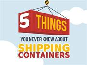 Top 5 Fun Facts About Shipping Containers