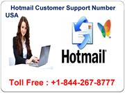Hotmail Support Number +1-844-267-8777 Recover Hotmail Password