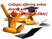 Colleges offering online degree and courses of Business Administration