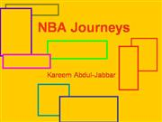 NBA Journeys