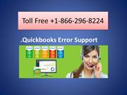 Quickbooks Technical Support Number +1-866-296-8224