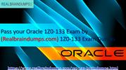 Pass your Oracle 1Z0-133 Exam Witth 1Z0-133 Exam Dumps
