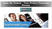 Apply Guaranteed Loans with No Formalities and Obligations