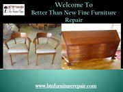 Furniture Refinishing Service in Gilbert