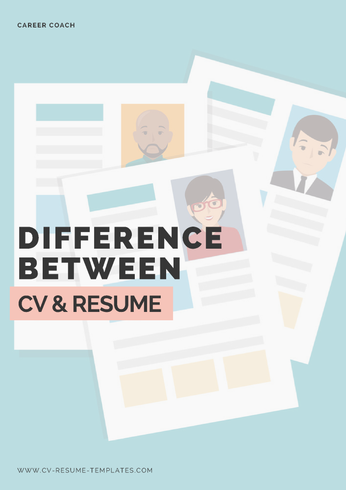 Difference Between Cv Resume Authorstream