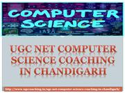 UGC NET Computer Science Coaching In Chandigarh