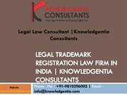Trademark Registration Law Firm India