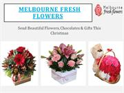 Send Beautiful Flowers, Chocolates & Gifts This Christmas – Melbourne