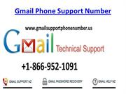 Google Gmail Support Number  +1-866-952-1091  USA