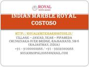 Indian Marble Royal Costoso