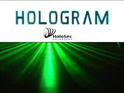 Holograms for Product & Brand Protection