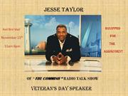 Jesse Taylor slide shw view Satuday