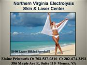 Vienna, VA Laser and Electrolysis