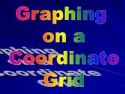 Graphing on a coordinate grid