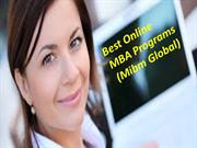 Best Online MBA Programs learning for successful (Mibm Global)