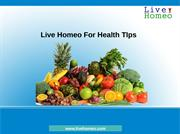 Health tips for healthy life