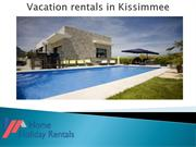 Vacation rentals in Kissimmee - Home Holiday Rentals